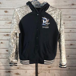 Disneyland 60th Anniversary Sequin Jacket (W14225)